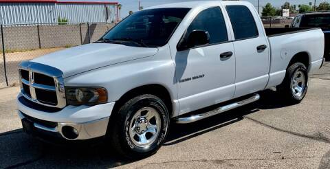 2003 Dodge Ram Pickup 1500 for sale at AZ Auto and Equipment Sales in Mesa AZ