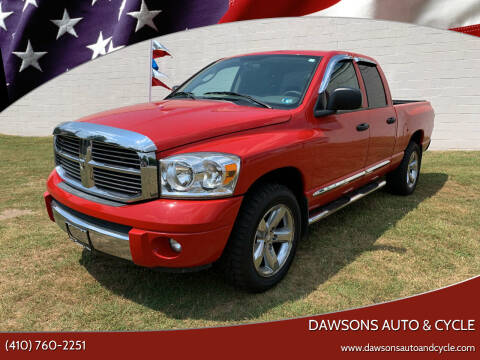 2008 Dodge Ram Pickup 1500 for sale at Dawsons Auto & Cycle in Glen Burnie MD