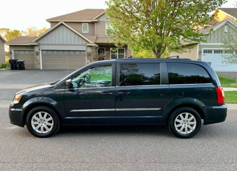 2014 Chrysler Town and Country for sale at You Win Auto in Metro MN