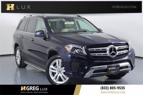 2018 Mercedes-Benz GLS for sale at HGREG LUX EXCLUSIVE MOTORCARS in Pompano Beach FL