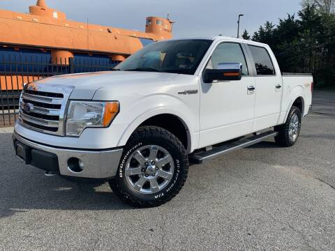 2013 Ford F-150 for sale at Kevin's Kars LLC in Richmond VA