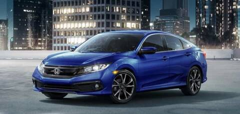 2020 Honda Civic for sale at XS Leasing in Brooklyn NY