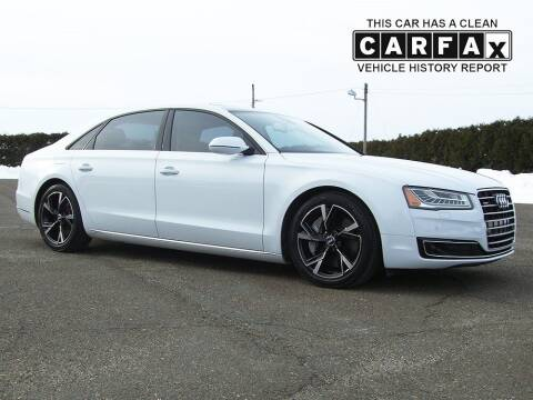 2015 Audi A8 L for sale at Atlantic Car Company in East Windsor CT