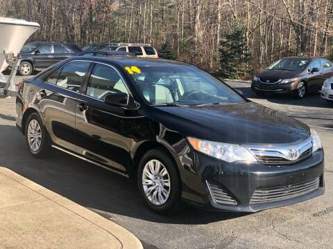 2014 Toyota Camry for sale at Elite Auto Sales in North Dartmouth MA