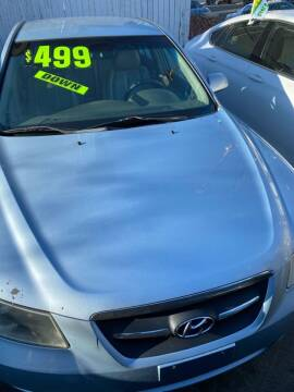 2008 Hyundai Sonata for sale at Best Cars R Us LLC in Irvington NJ