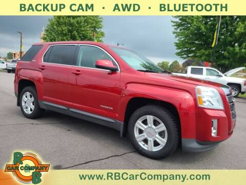 2015 GMC Terrain for sale at R & B Car Company in South Bend IN