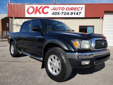 2004 Toyota Tacoma for sale at OKC Auto Direct in Oklahoma City OK