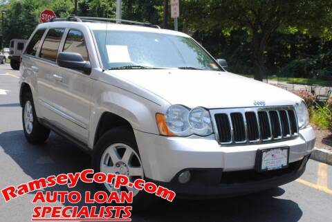 2010 Jeep Grand Cherokee for sale at Ramsey Corp. in West Milford NJ