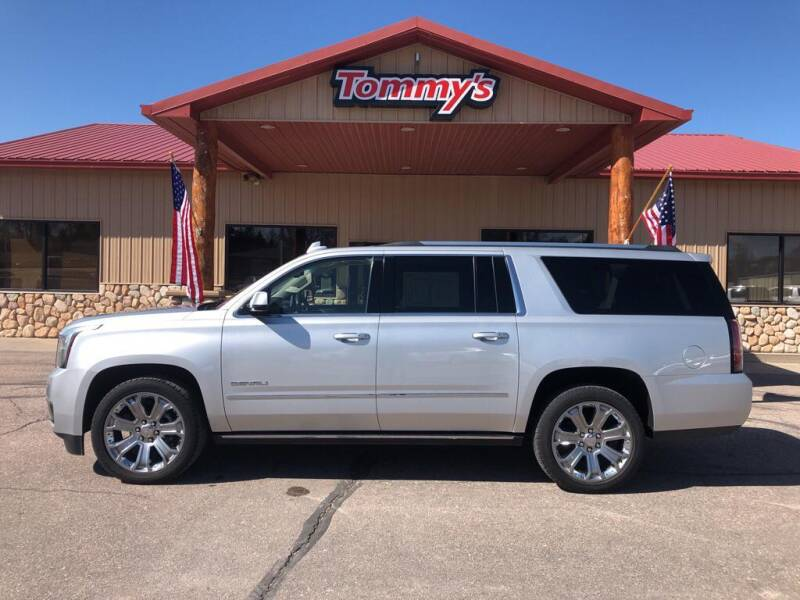 2016 GMC Yukon XL for sale at Tommy's Car Lot in Chadron NE