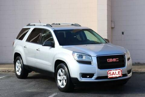2014 GMC Acadia for sale at El Patron Trucks in Norcross GA