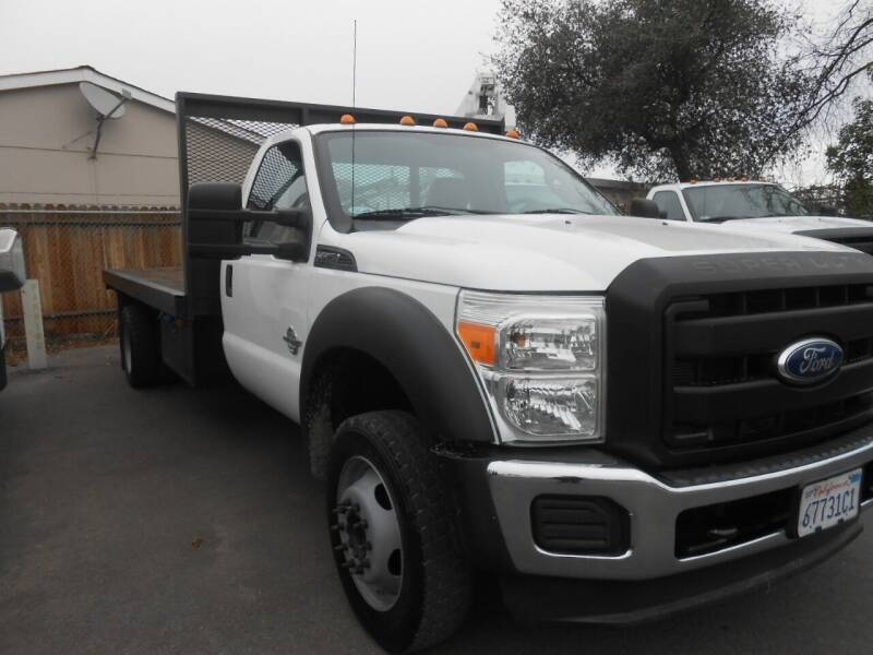 2011 Ford F-550 Super Duty for sale at Armstrong Truck Center in Oakdale CA