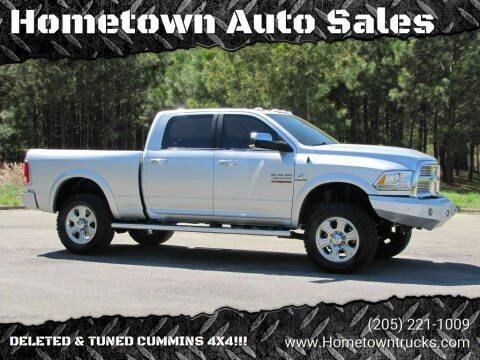 2016 RAM Ram Pickup 2500 for sale at Hometown Auto Sales - Trucks in Jasper AL