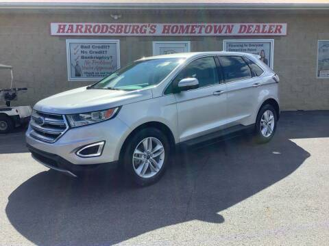 2015 Ford Edge for sale at Auto Martt, LLC in Harrodsburg KY