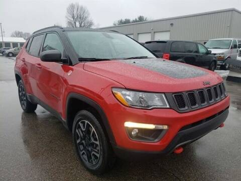 2019 Jeep Compass for sale at Cj king of car loans/JJ's Best Auto Sales in Troy MI