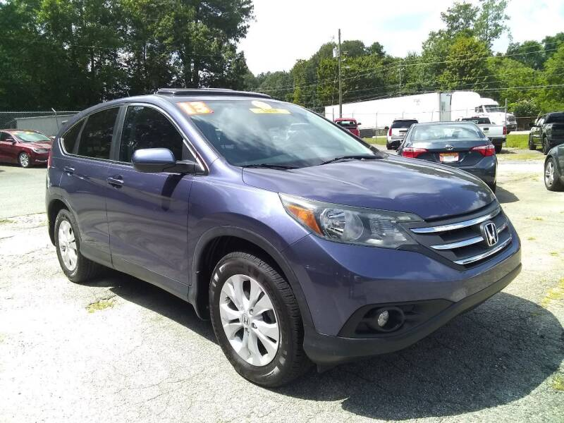2013 Honda CR-V for sale at Import Plus Auto Sales in Norcross GA