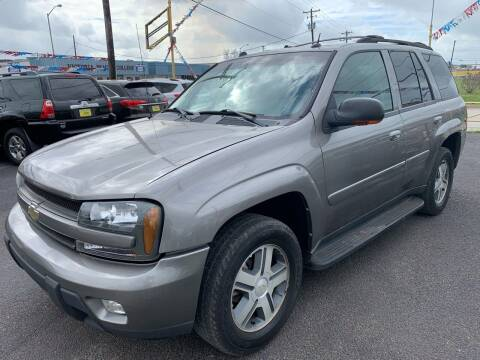 2005 Chevrolet TrailBlazer for sale at Rock Motors LLC in Victoria TX