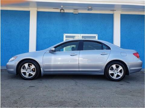 2005 Acura RL for sale at Khodas Cars - buy here pay here in Gilroy, CA