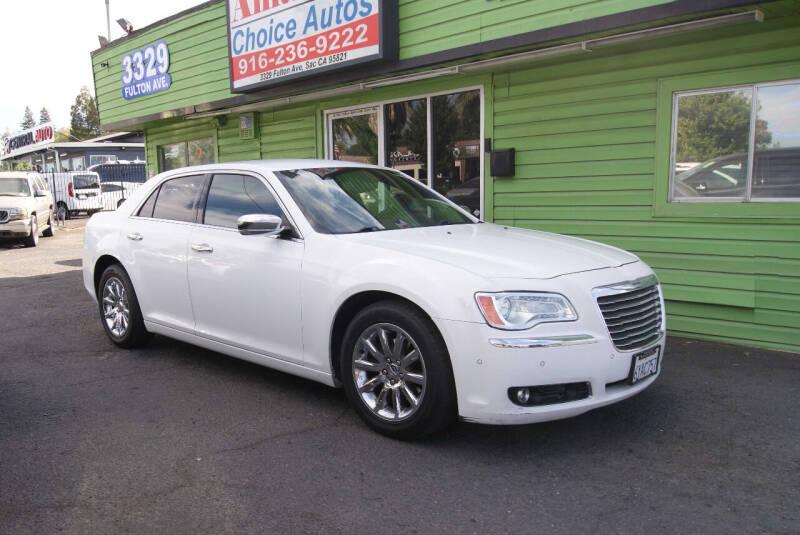 2012 Chrysler 300 for sale at Amazing Choice Autos in Sacramento CA