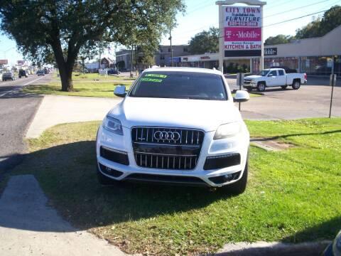 2012 Audi Q7 for sale at Louisiana Imports in Baton Rouge LA