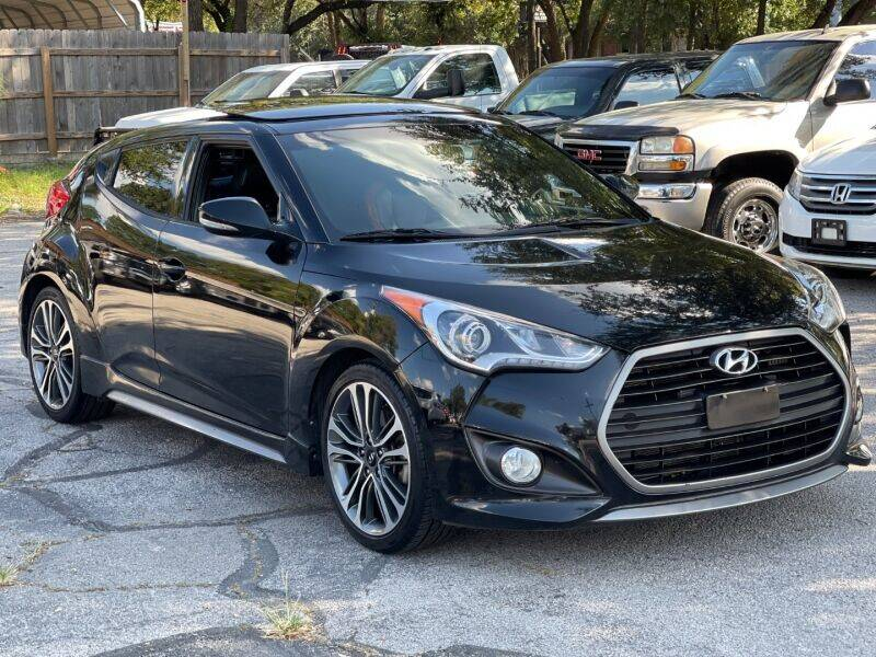 2016 Hyundai Veloster for sale at AWESOME CARS LLC in Austin TX