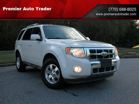2011 Ford Escape for sale at Premier Auto Trader in Alpharetta GA