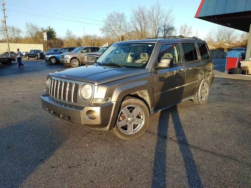 2007 Jeep Patriot for sale at Cruisin' Auto Sales in Madison IN