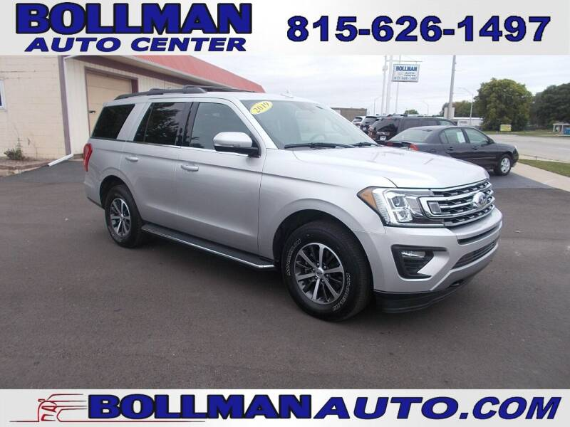 2019 Ford Expedition for sale at Bollman Auto Center in Rock Falls IL