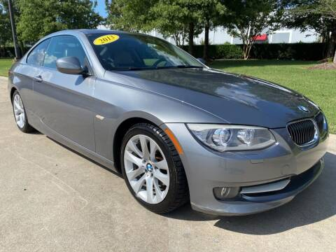 2013 BMW 3 Series for sale at UNITED AUTO WHOLESALERS LLC in Portsmouth VA