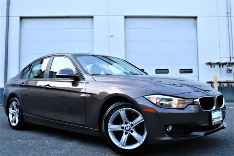 2014 BMW 3 Series for sale at Chantilly Auto Sales in Chantilly VA