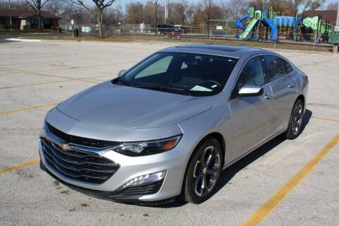 2020 Chevrolet Malibu for sale at A-Auto Luxury Motorsports in Milwaukee WI