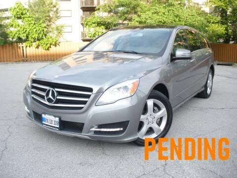 2012 Mercedes-Benz R-Class for sale at Autobahn Motors USA in Kansas City MO