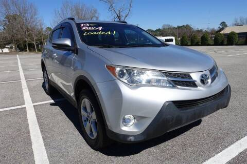 2013 Toyota RAV4 for sale at Womack Auto Sales in Statesboro GA