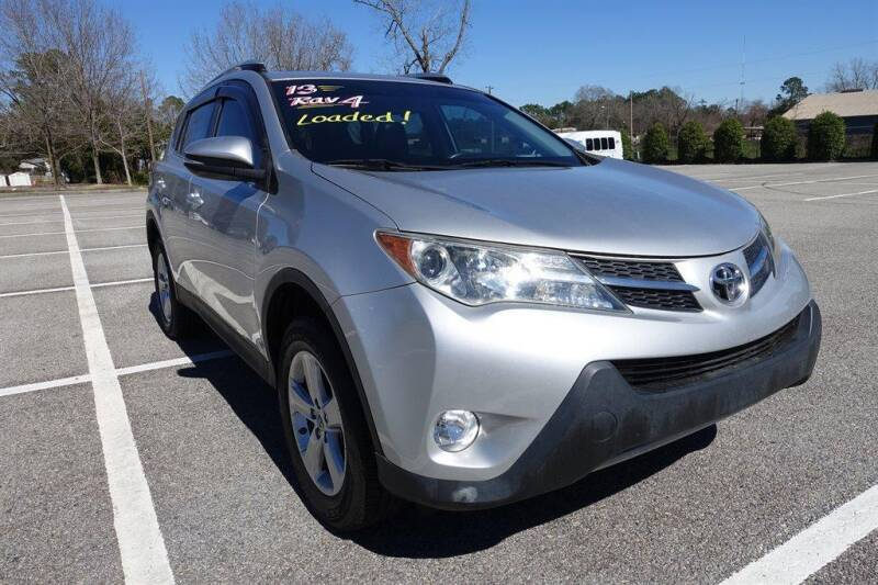 2013 Toyota RAV4 for sale at Womack Auto Sales in Statesboro GA
