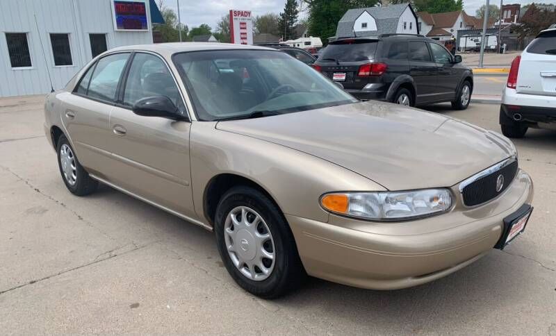 2004 Buick Century for sale at Spady Used Cars in Holdrege NE