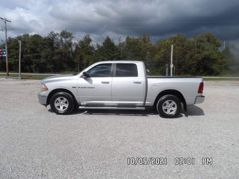 2011 RAM Ram Pickup 1500 for sale at Town and Country Motors in Warsaw MO