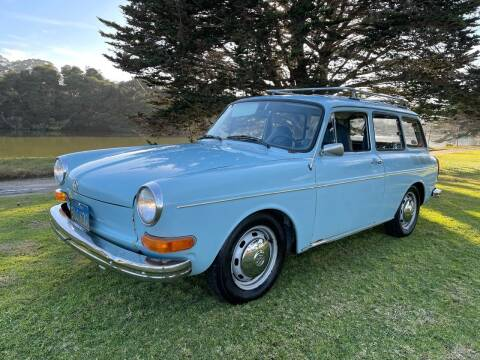 1972 Volkswagen Squareback for sale at Dodi Auto Sales in Monterey CA