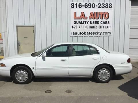 2000 Buick LeSabre for sale at LA AUTO in Bates City MO