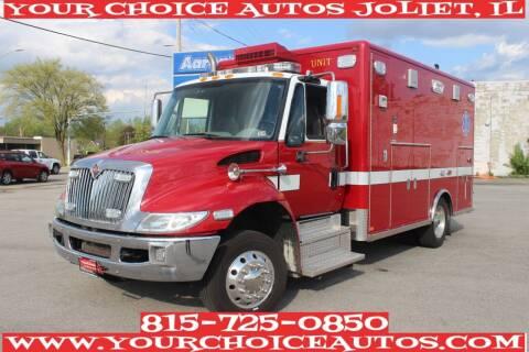 2015 International DuraStar 4300 for sale at Your Choice Autos - Joliet in Joliet IL