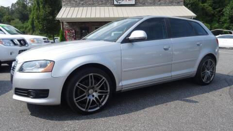 2009 Audi A3 for sale at Driven Pre-Owned in Lenoir NC