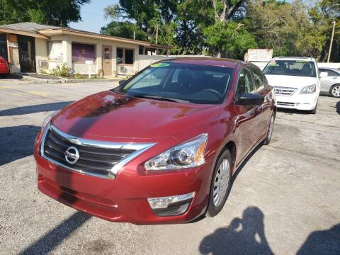 2014 Nissan Altima for sale at 4 Guys Auto in Tampa FL