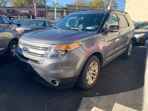 2014 Ford Explorer for sale at Park Avenue Auto Lot Inc in Linden NJ