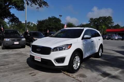 2016 Kia Sorento for sale at STEPANEK'S AUTO SALES & SERVICE INC. in Vero Beach FL