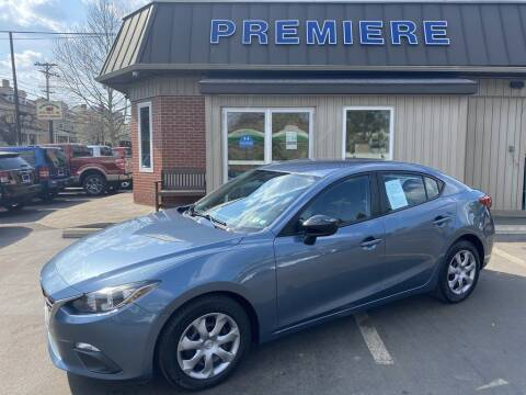 2015 Mazda MAZDA3 for sale at Premiere Auto Sales in Washington PA
