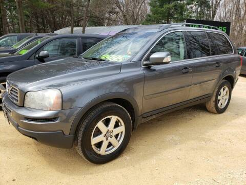 2007 Volvo XC90 for sale at Northwoods Auto & Truck Sales in Machesney Park IL
