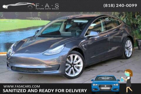 2018 Tesla Model 3 for sale at Best Car Buy in Glendale CA