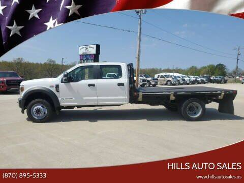 2019 Ford F-450 Super Duty for sale at Hills Auto Sales in Salem AR