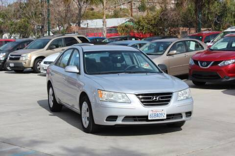 2009 Hyundai Sonata for sale at Car 1234 inc in El Cajon CA
