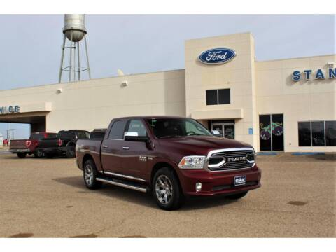 2017 RAM Ram Pickup 1500 for sale at STANLEY FORD ANDREWS in Andrews TX