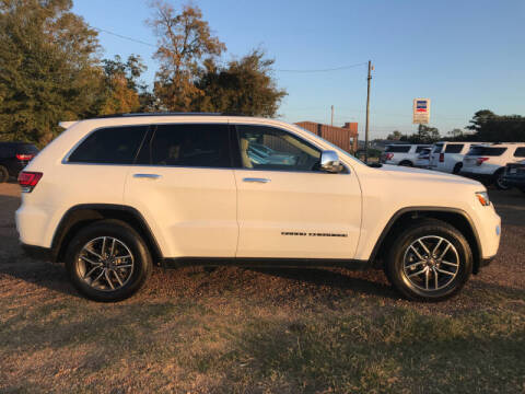 2020 Jeep Grand Cherokee for sale at Auto Group South - Tim Jackson Automotive in Jonesville LA