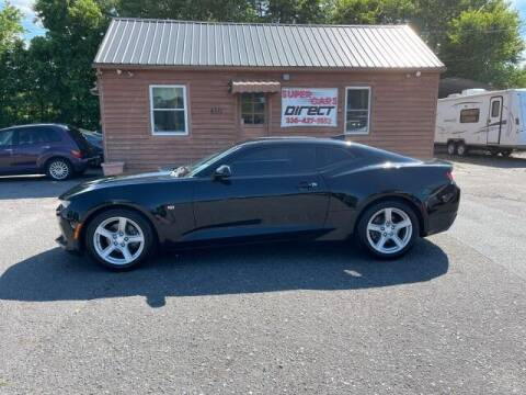 2016 Chevrolet Camaro for sale at Super Cars Direct in Kernersville NC